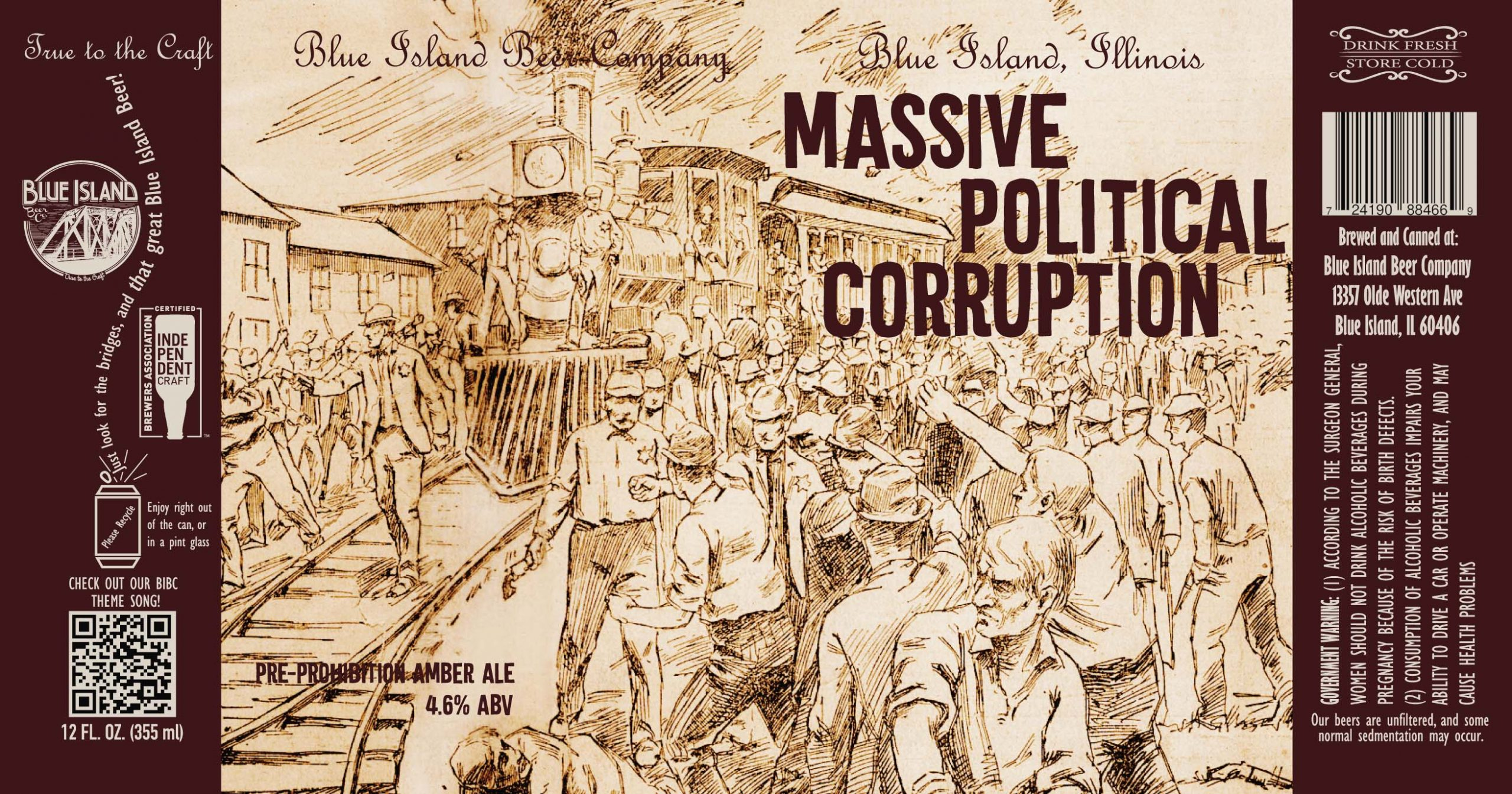 Massive Political Corruption