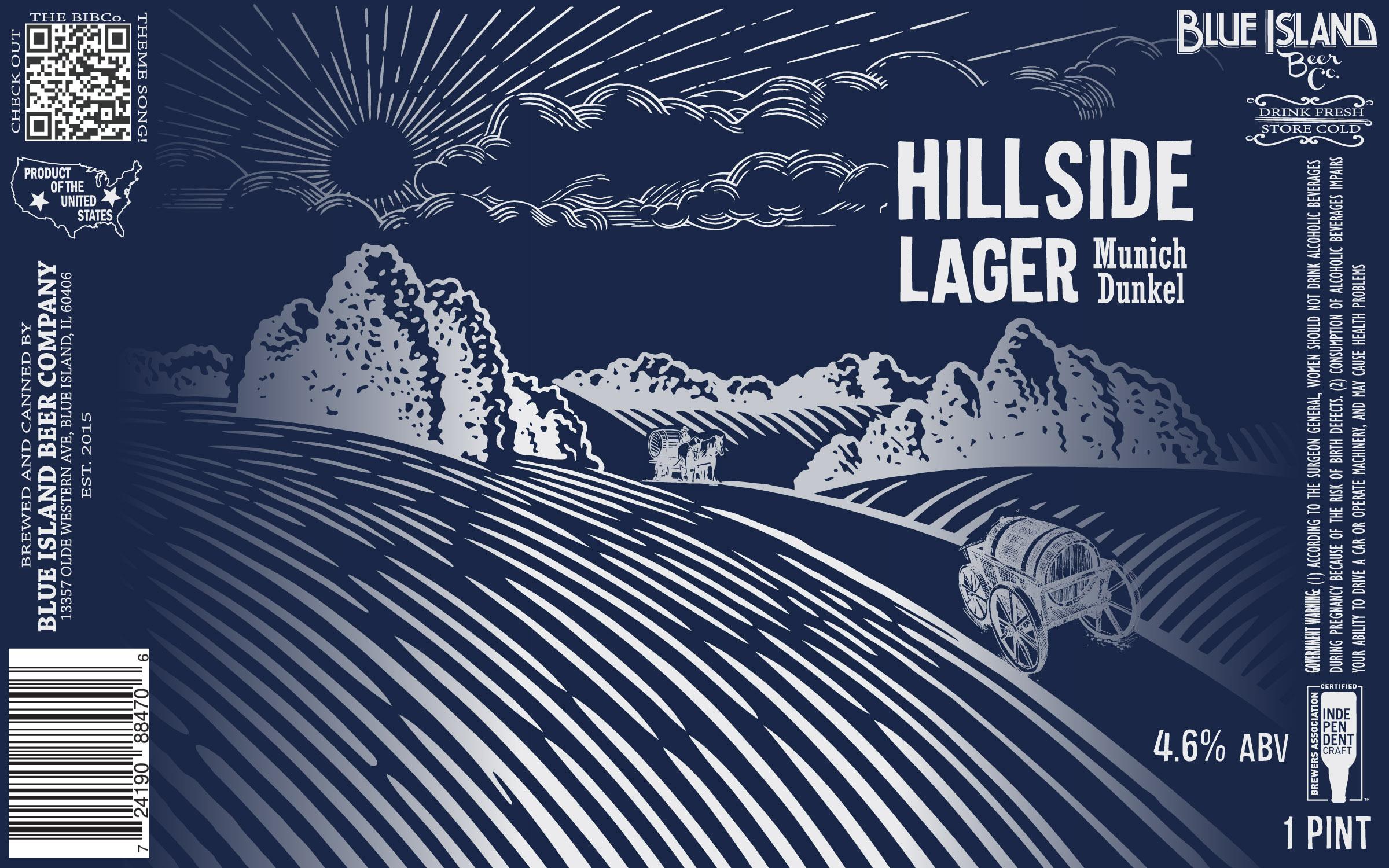 Hillside Lager
