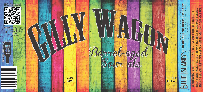 Gilly Wagon – Lambic